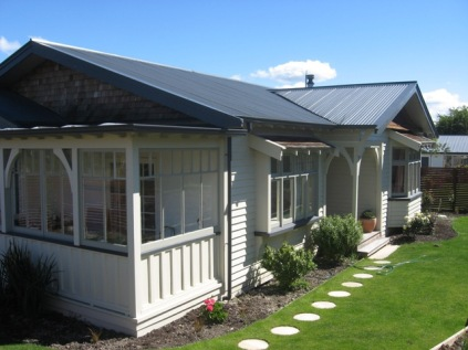 Waikouaiti Relocated House